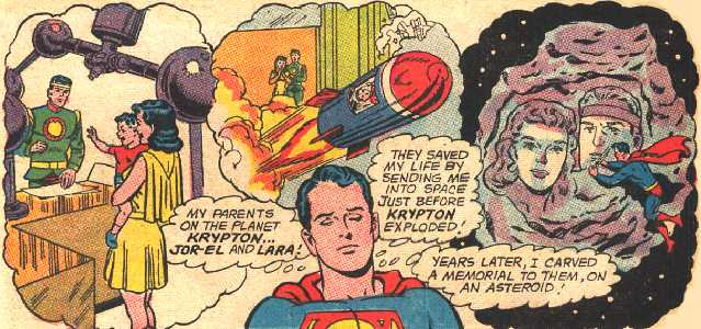 FROM ADVENTURE COMICS NO.350