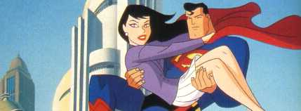ANIMATED ADVENTURES OF SUPERMAN 1996