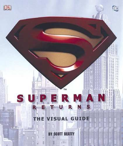 SUPERMAN RETURNS GUIA VISUAL DE SCOTT BEATTY
