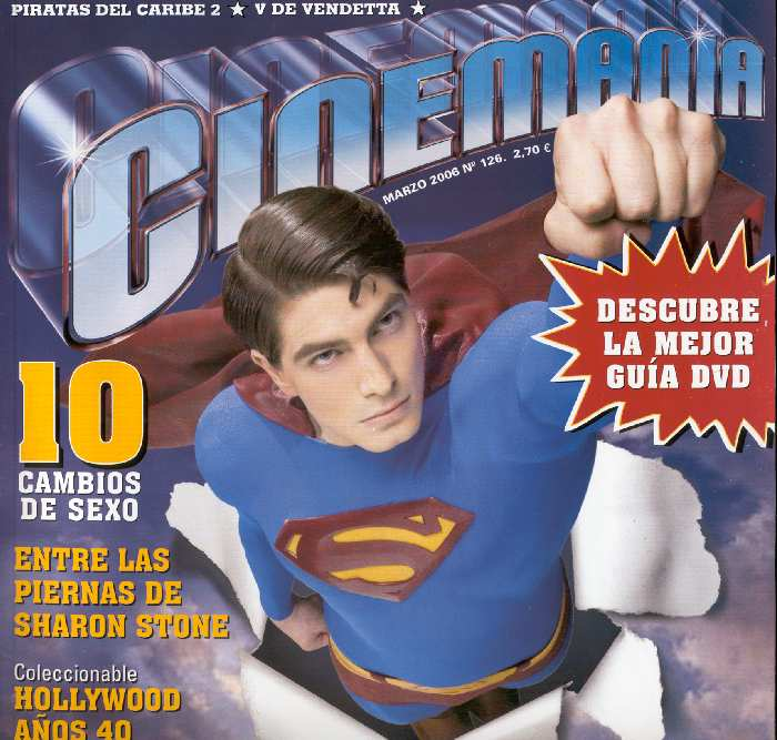 SUPERMAN RETURNS EN CINEMANIA 126