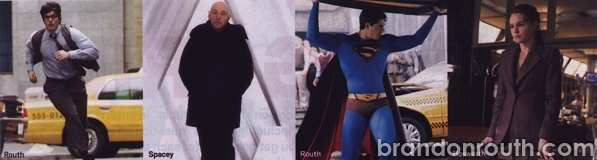 SUPERMAN RETURNS EN ENTERTAINMENT WEEKLY 872