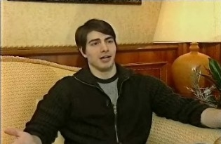 BRANDON ROUTH GERMAN INTERVIEW