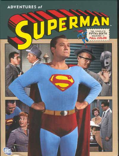 ADVENTURES OF SUPERMAN SEGUNDA TEMPORADA