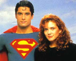 SUPERBOY JOHN HAYMES AND LANA LANG