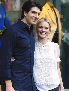 BRANDON ROUTH Y KATE BOSWORTH