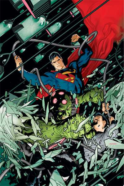 SUPERMAN LAST STAND OF NREW KRYPTON #3