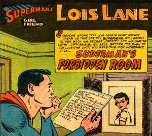 LOIS LANE NO.2 SPLASH PAGE