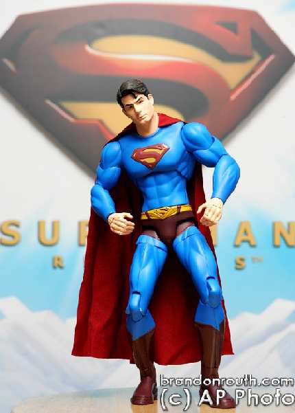 SUPERMAN RETURNS DE MATTEL INC