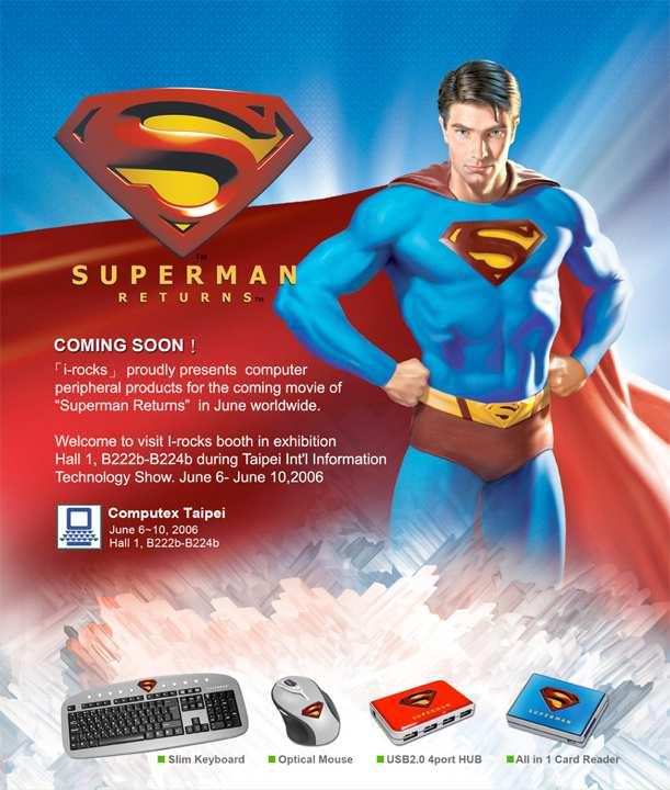 Invitación De Superman Gratis Imagui