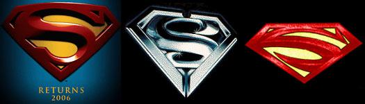 SUPERMAN RETURNS/LIVES/REBORN