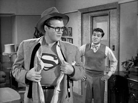 SUPERMAN BY GEORGE REEVES
