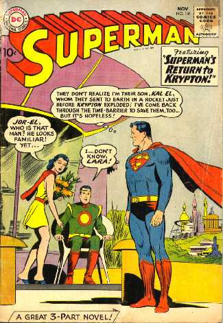SUPERMAN NO.141