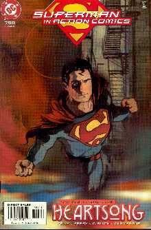 SUPERMaN IN aCTION COMICS 798