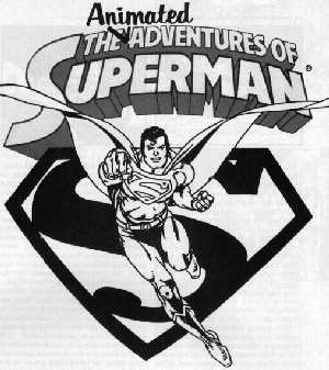 ANIMATED ADVENTURES OF SUPERMAN 1988