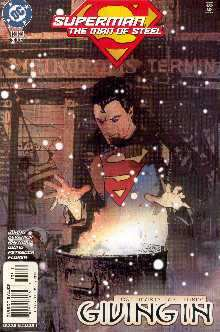 SUPERMaN THE MaN OF STEEL 133