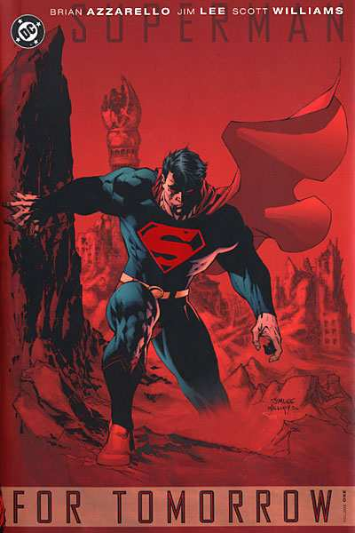 SUPERMAN FOR TOMORROW HARDCOVER VOL.1