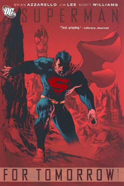 SUPERMAN FOR TOMORROW SOFTCOVER VOL.1