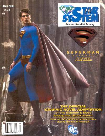SUPERMAN RETURNS EN STAR SYSTEM