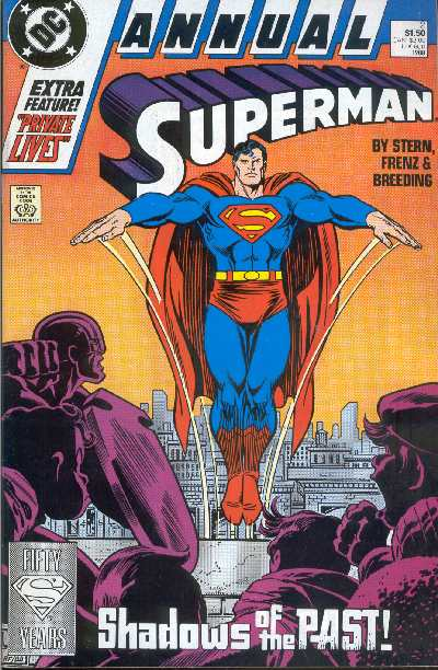 SUPERMAN ANNUAL 2 USA