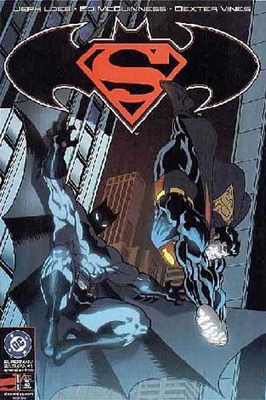 SUPERMaN-BaTMaN 1