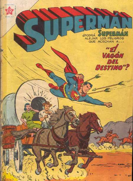 SUPERMAN #49 NOVARO