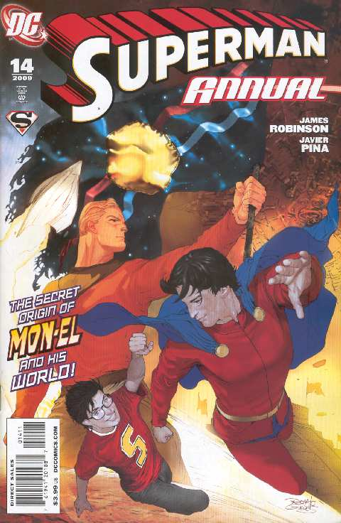 SUPERMAN ANNUAL #14