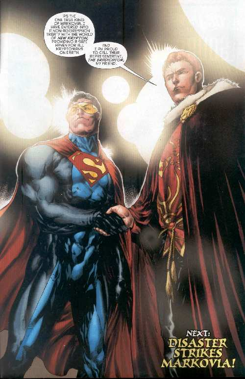 SUPERMAN AND THE OUTSIDERS #26