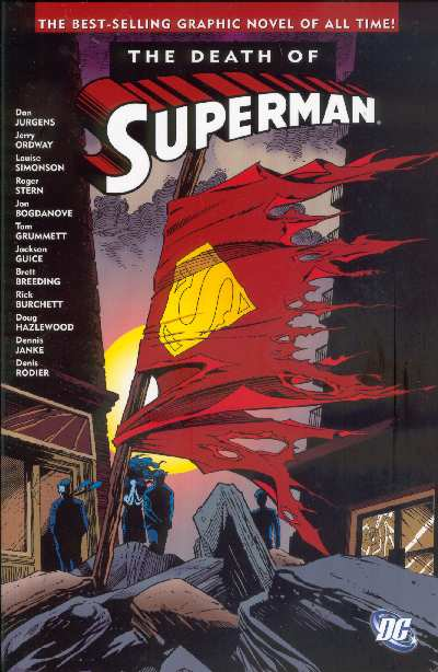 SPECIAL DEATH OF SUPERMAN