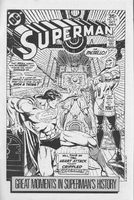 THE MAN OF STEEL #6