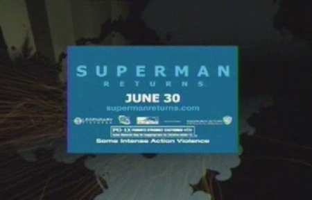 TRAILER DE SUPERMAN RETURNS EN SMALLVILLE VESSEL