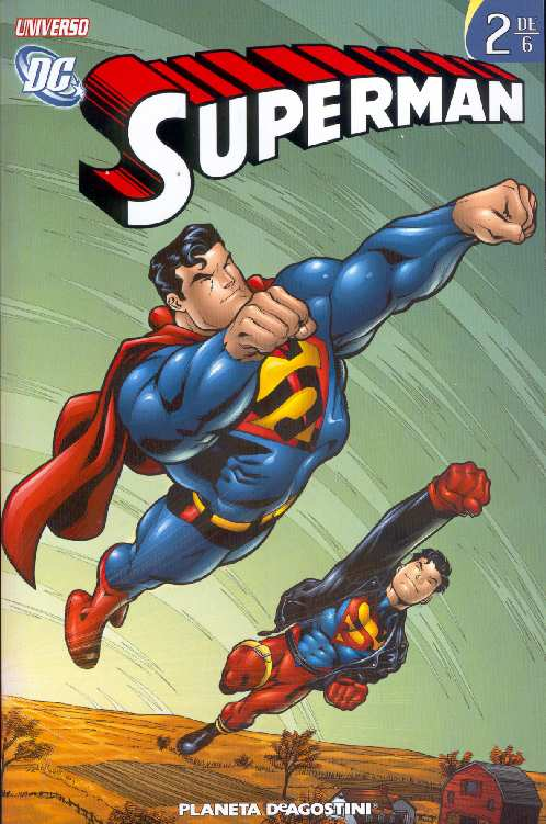UNIVERSO DC SUPERMaN #2