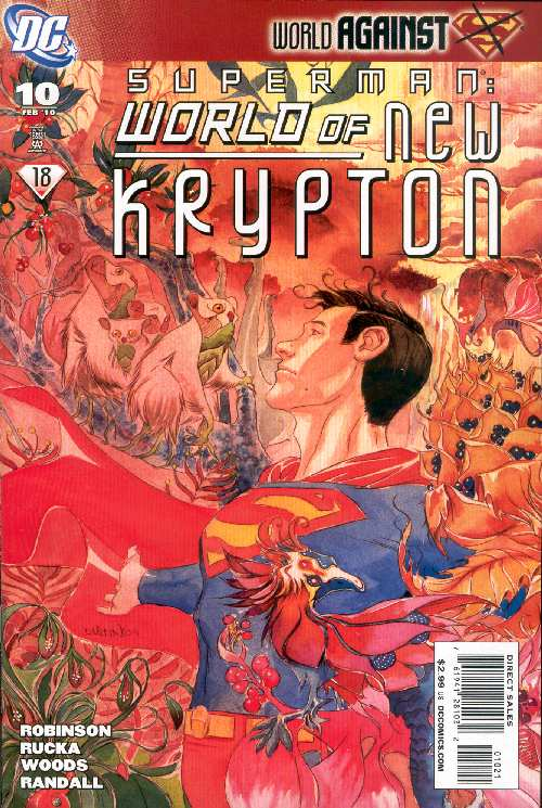 WORLD OF NEW KRYPTON #10