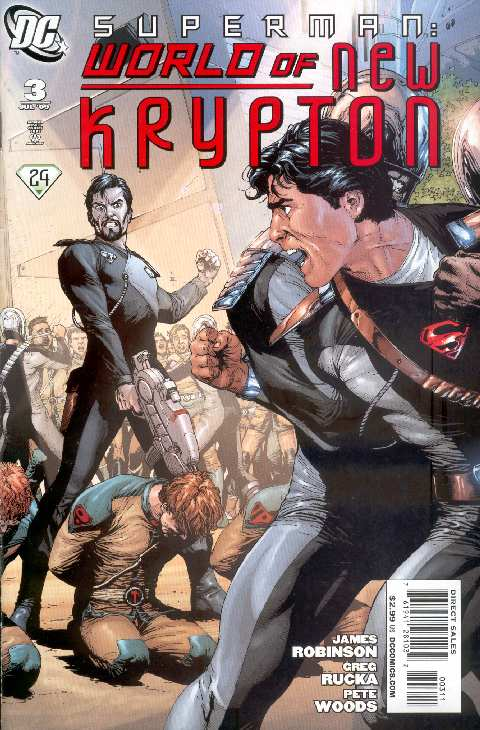 SUPERMAN: WORLD OF NEW KRYPTON #3