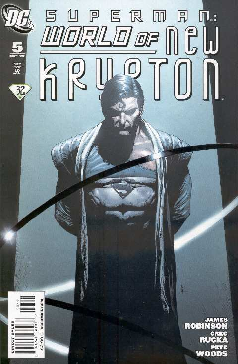 SUPERMAN: WORLD OF NEW KRYPTON #5