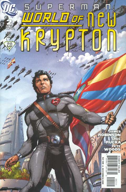 SUPERMAN: WORLD OF NEW KRYPTON #2